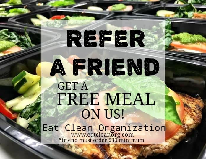 Refer A Friend Free Meal
